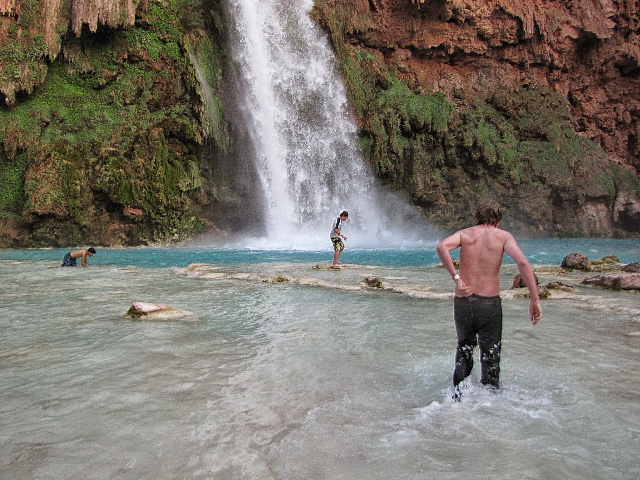 Havasu Falls Hike April