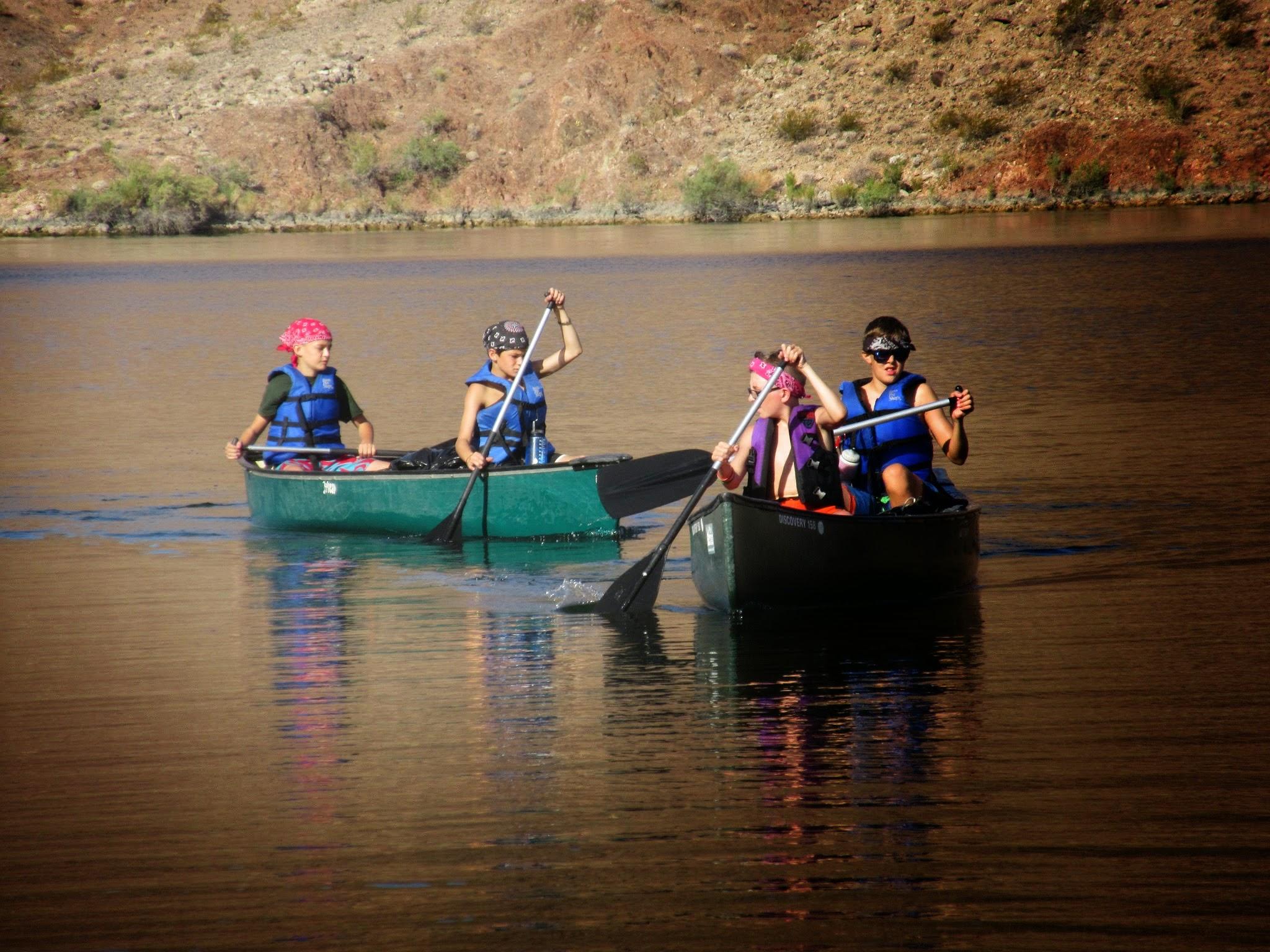 Canoe Trip September