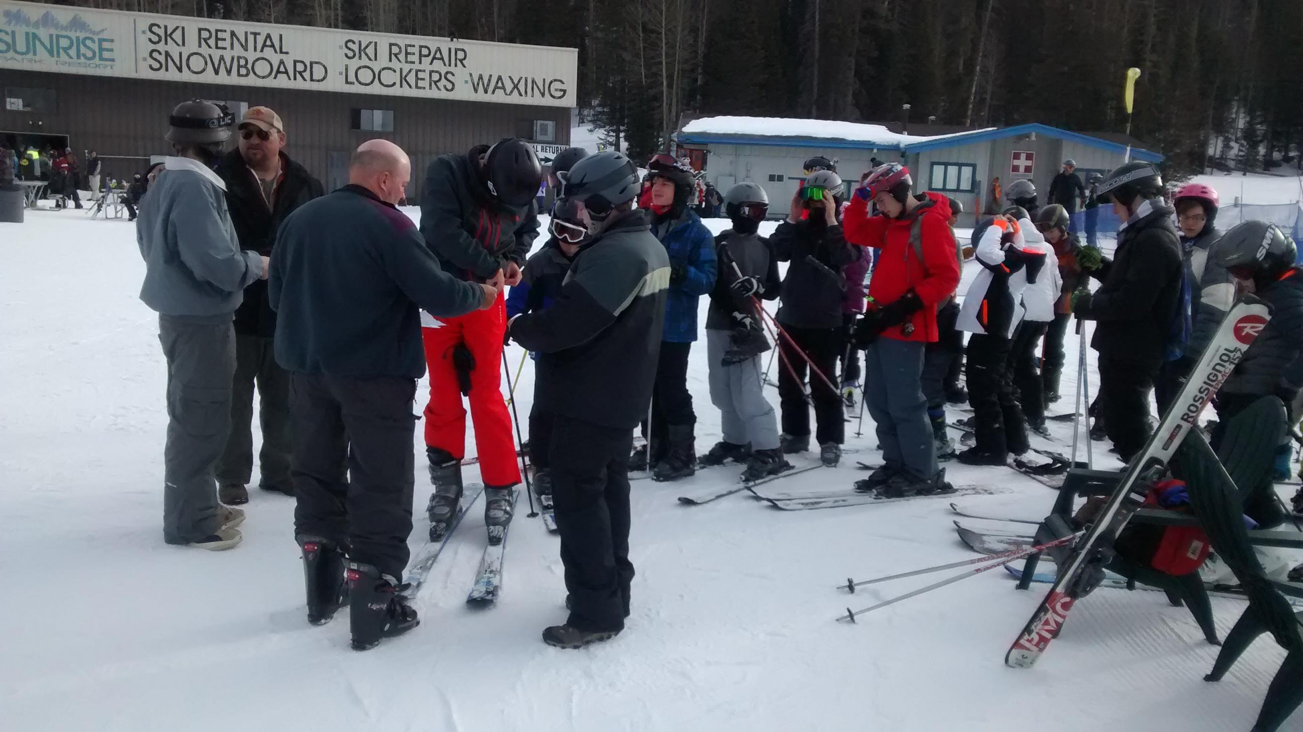 Ski Trip January